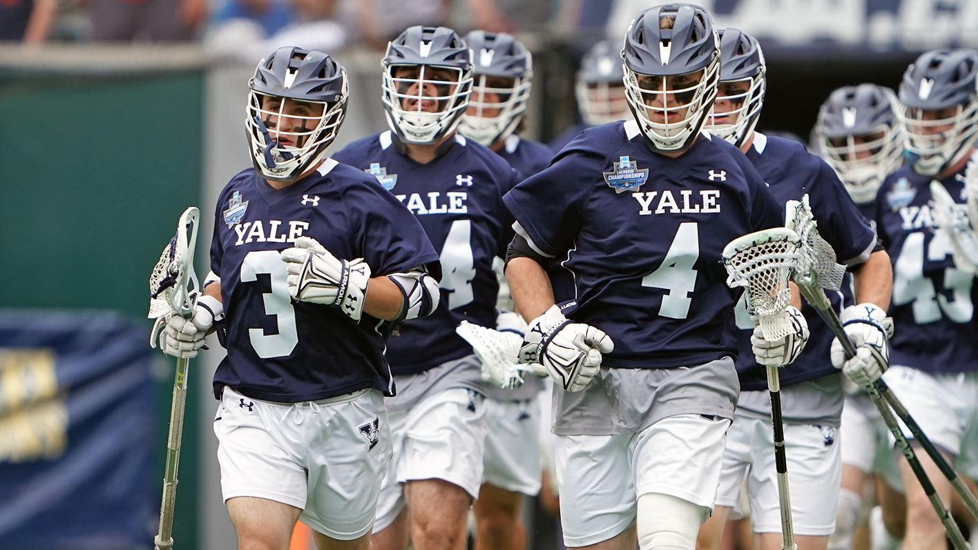 Staff Changes for Yale Men's Lacrosse