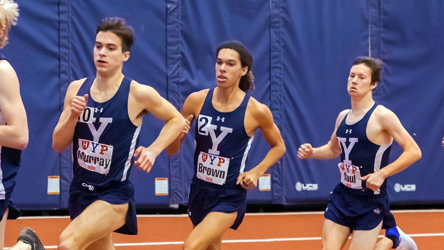 Men's Track and Field - Yale University